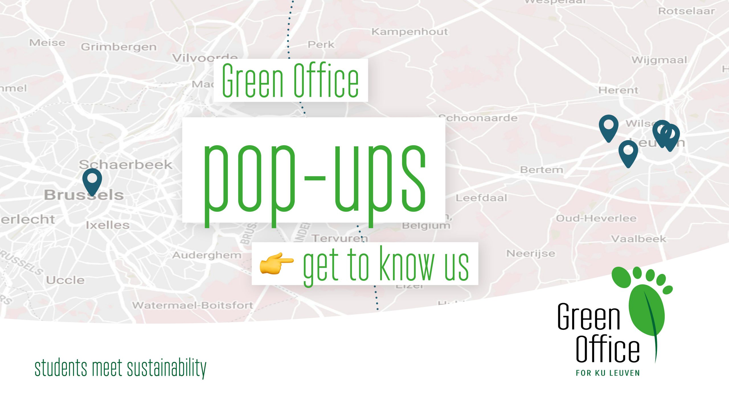 Get to know the Green Office for at your campus