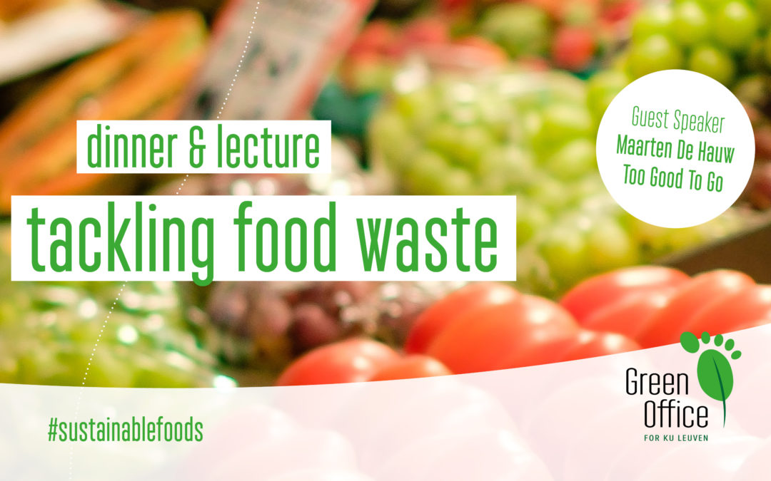 How to tackle food waste?