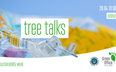 Watch our Tree Talks online